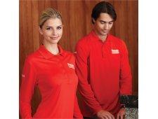 Brecon Long Sleeve Polo Women's Shirt