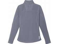 Caltech Knit Women's Quarter Zip Pullover