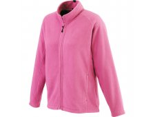 Gambela Women's Microfleece Full Zip Jacket (Imprinted)