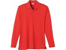 Brecon Long Sleeve Polo Men's Shirt