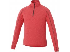 Taza Knit Quarter Zip Men's Shirt