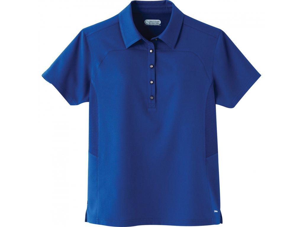 W-Yabelo Hybrid Short Sleeve Polo