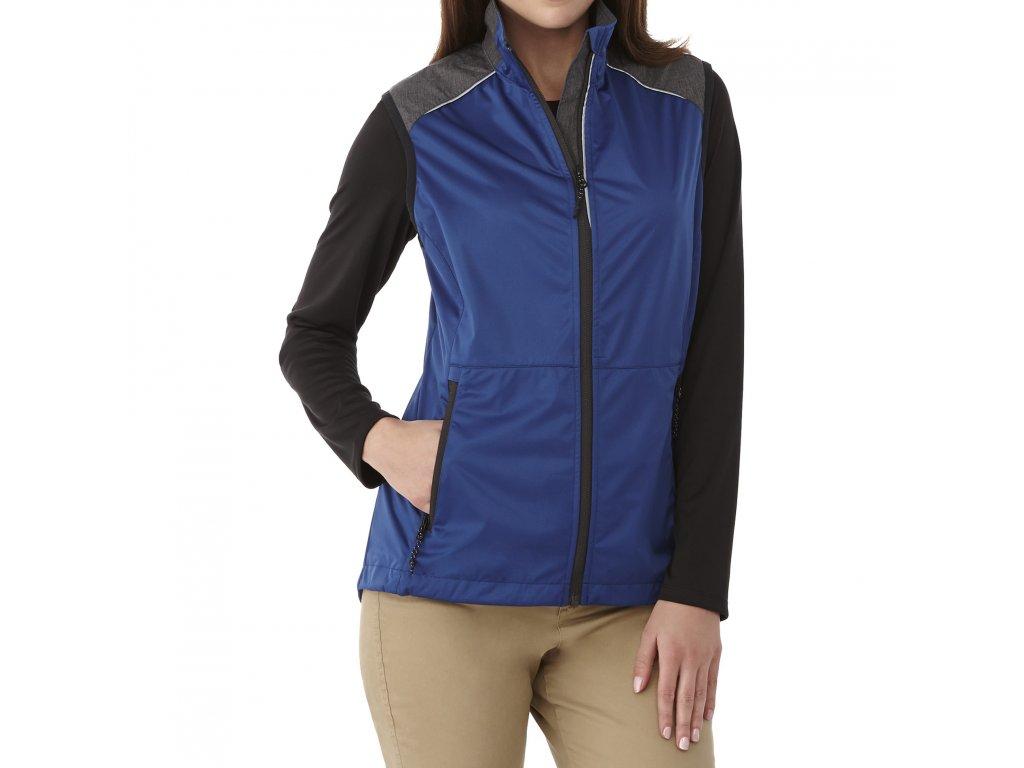 Women's NASAK Hybrid Softshell Vest