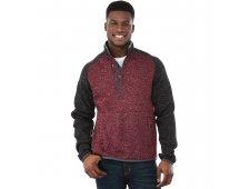 Men's  VORLAGE Half Zip Knit Jacket